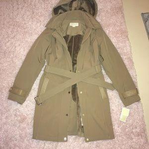 NWT Michael Kors trench coat 🧥